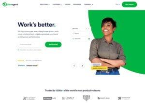freeagent company website